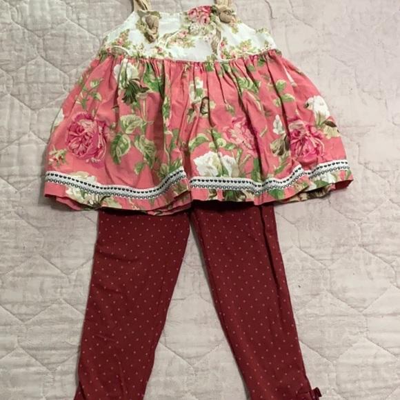 Matilda Jane Other - Matilda Jane set with leggings 🌹